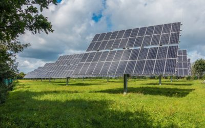 Renting de placas solares